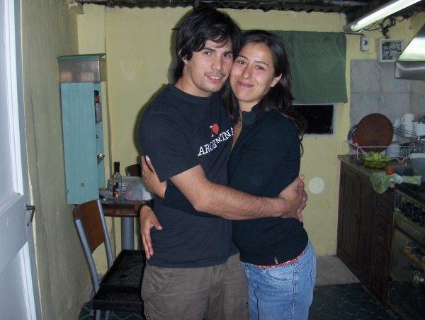 Fotolog de luiscorrea22: Luis Y Roxy